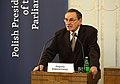 Zbigniew Romaszewski konferencja WPR 2011 Senat RP.JPG