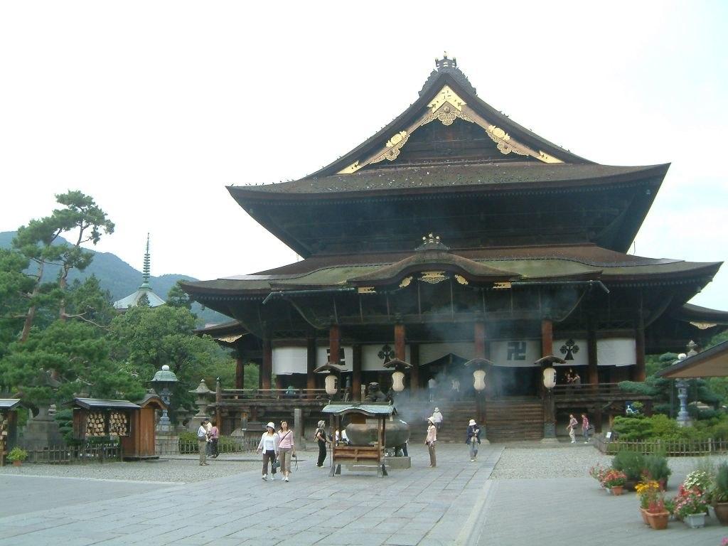 Zenkoji-Nagano