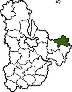 Zghurivka Raion Former subdivision of Kyiv Oblast, Ukraine