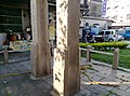 Zhang's Chastity and Filial Piety Memorial Stone Arch Hsinchu 10.jpg