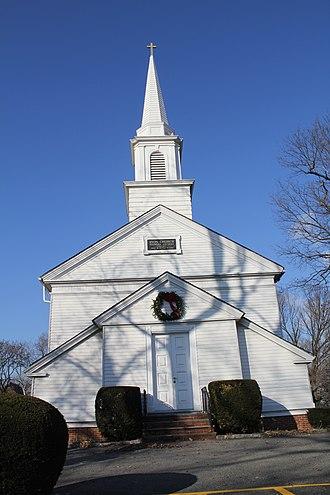 Douglaston Hill Historic District - Image: Zion Episcopal Church Douglaston 04