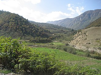 Agha Mohammad Khan Qajar - The landscape of Astarabad, the birthplace of Agha Mohammad Khan.