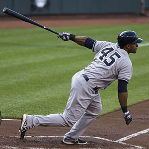 Zoilo Almonte - Almonte with the New York Yankees