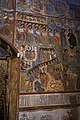 """Dark halos"" in the frescoes on the northern part of the west wall of the Church of the Nativity.jpg"