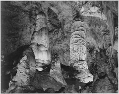 """Giant Domes, Carlsbad Caverns National Park,"" New Mexico, 1933 - 1942 - NARA - 520050.tif"