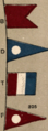 """The Signal-hoist for the Eddystone Lighthouse, B.D.T.F."" (figure 325), from- The Flags of the World Plate 24 (cropped).png"