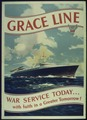 """WAR SERVICE TODAY - BUT WITH FAITH IN A GREATER TOMORROW"" - NARA - 516035.tif"