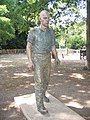 """Walking Man"", Holland Park, Kensington - geograph.org.uk - 88471.jpg"