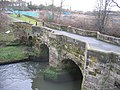 """Zig-Zag"" Bridge crossing the River Tame. Perry Barr. - geograph.org.uk - 1128672.jpg"
