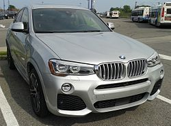 BMW X4 (US-Version)