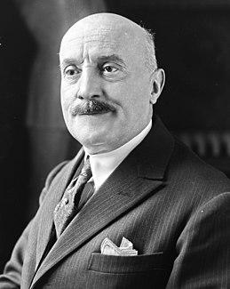 Joseph Caillaux French politician