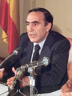 Juan José Rosón Spanish politician