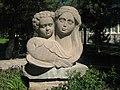 «Մայրը երեխայի հետ», հեղինակ՝ Գերասիմ Շահվերդյան, Ջերմուկ.jpg