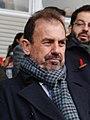 Ángel Torres Sánchez en un partido de Liga entre el Getafe y el Leganés (4 de febrero de 2018).jpg