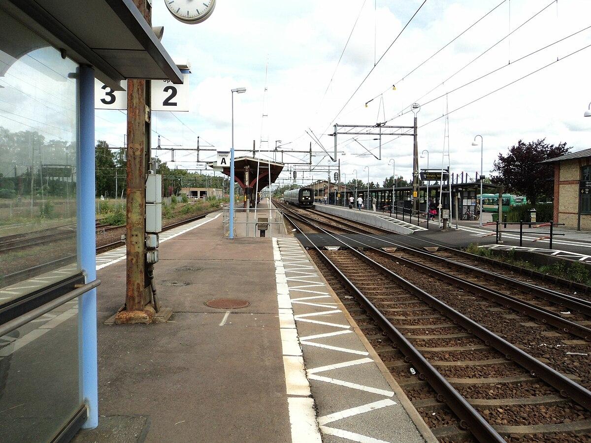 Bastad Station Karta.Angelholms Station Wikipedia