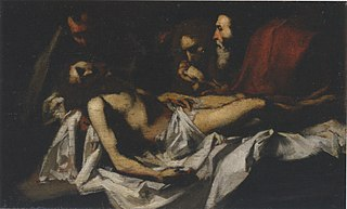 Entombment (after Ribera)
