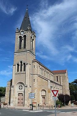 Église St Vincent Villié Morgon 8.jpg