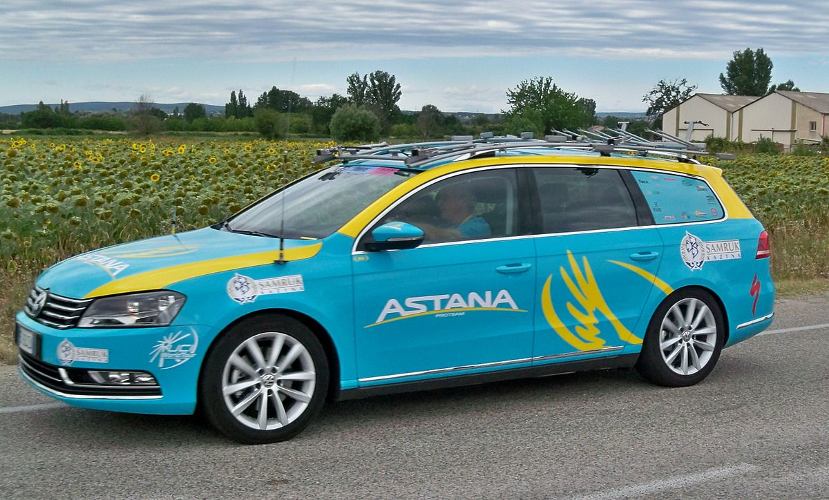 Astana Cycling Team 2012