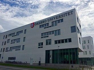 Örebro University - Örebro University 2018