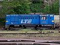 Ústí nad Labem-Střekov, lokomotiva 740 LTE.jpg