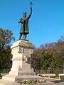Ştefan cel Mare Monument, Chişinău (4867174348).jpg