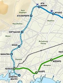 Grammh 3 Metro A8hnas Bikipaideia