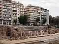 Амфитеатр древнегреческой агоры (позже римский форум) - panoramio.jpg