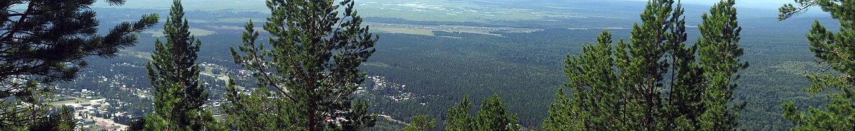 Аршан. Вид на Тункинскую долину. 07.2009.jpg