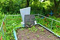 Бабин, Братська могила 4 радянських воїнів загиблих при звільненні села, на кладовищі.jpg