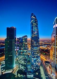 Federation Tower Wikipedia