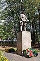 Братская могила воинов Красной Армии у железнодорожной станции Крюково 07.jpg