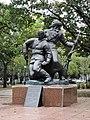 Братська могила партизан громадянської війни 1919р., радянських воїнів 1943р. 03.jpg