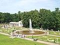 """Вид на Большой (""""Итальянский"""") фонтан. Петергоф, 25 июня 2011.jpg"""