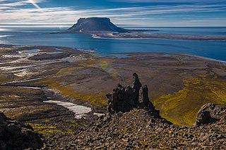 Arctic desert Ecoregion (WWF)