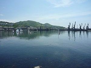 Kholmsk - Kholmsk Commercial Port