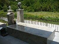 Гробот на Петре М. Андреевски.JPG