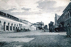 007740cb788e Гостиный двор в конце XIX века
