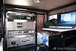 Мобильная станция спутниковой связи МССС СБА-14УМО на шасси УАЗ-3151 - МВСВ-2008 04.jpg