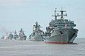 Парад кораблей 1 СС Алагез.JPG