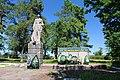 Паріївка, Пам'ятник воїнам – односельчанам загиблим на фронтах ВВВ.jpg