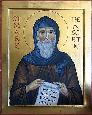 Marcus Eremita - Saint Mark the Ascetic