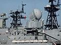 РЛС 3Р41 «Волна» на ракетном крейсере «Варяг», Владивосток, 2015-05-22-2.JPG