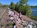 Река Белая, возле водозабора салаватнефтеоргсинтеза - panoramio (7).jpg