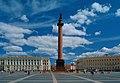 Санкт-Петербург. Александровская колонна..jpg