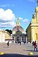 Соборная площадь Петропавловской крепости. Фото 1.jpg
