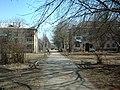 Советск. Мой скверик на Парковой в апреле. 13-04-2002г. - panoramio.jpg