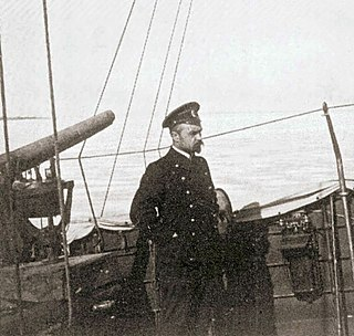 Soviet Russian naval commander