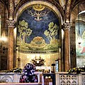 האפסיס המרכזי בכנסיית גת שמנים.JPG