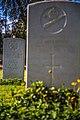 מצבה יהודית בבית הקברות הצבאי הבריטי בבאר שבע.jpg