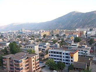 Dingxi - Image: 岷阳镇 (3)
